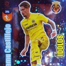 Cromos de Fútbol: 396 SAMU CASTILLEJO IDOLO ADRENALYN 17/18. Lote 118641127