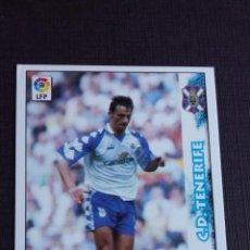 Cromos de Fútbol: MUNDICROMO 98 99 1998 1999 - 288 JOKANOVIC - C.D. TENERIFE ( VERSIÓN CORREGIDA ). Lote 118665571