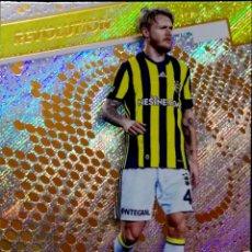 Cromos de Fútbol: 117 SIMON KJAER - FENERBAHÇE FENERBACHE - PANINI REVOLUTION SOCCER 2017 - FIFA 365. Lote 118939615