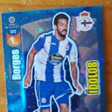 Cromos de Fútbol: ADRENALYN 2017/2018 BORGES - ÍDOLO - CÓDIGOS INTACTOS. Lote 118956543