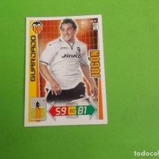 Cromos de Fútbol: ADRENALYN XL 2012/2013/ ( VALENCIA ) GUADRADO // Nº319. Lote 119076595