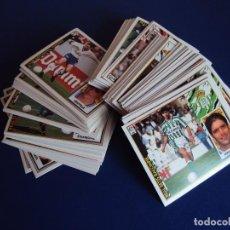 Cromos de Fútbol: (F-180455)LOTE DE 103 CROMOS LIGA 97-98 - EDITOREAL ESTE - FICHAJES Y COLOCAS. Lote 119100255