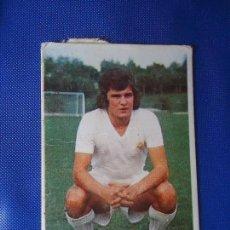 Cromos de Fútbol: EDICIONES ESTE 74 75 1974 1975 CAMACHO COLOCA REAL MADRID DESPEGADO. Lote 119438975
