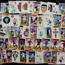 Cromos de Fútbol: LOTE DE 111 CROMOS. LIGA 1994 - 1995. PANINI. CROMOS NUEVOS. SIN PEGAR. LIGA 94-95.. Lote 119463563