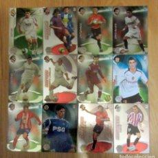 Cromos de Fútbol: MGK MEGACRACKS PANINI LIGA 2006-07 MEGA MAESTROS REVELACIONES ESTRELLAS. Lote 119488595