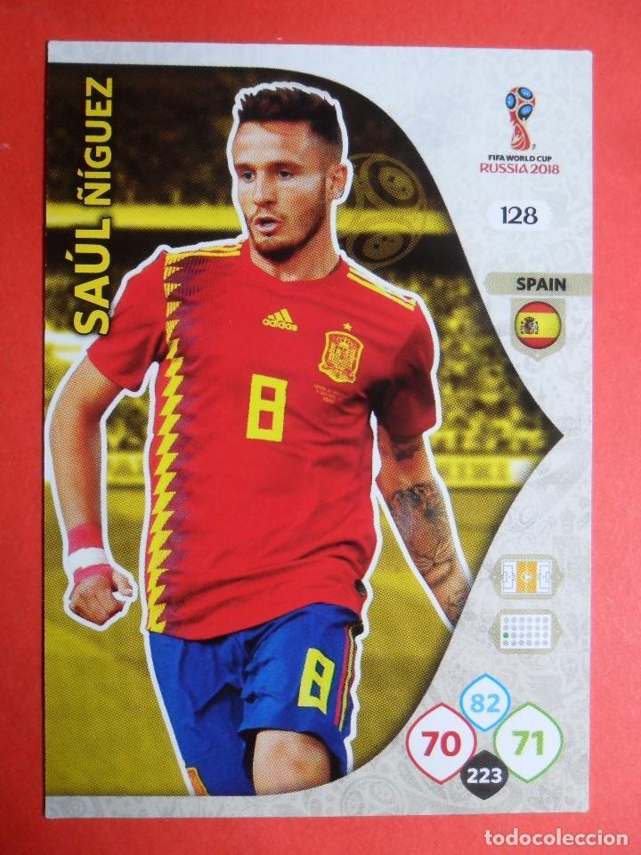 323fcc1236a23 ADRENALYN XL FIFA WORLD CUP RUSSIA RUSIA 2018 - 128 - SAUL ÑIGUEZ - ESPAÑA -