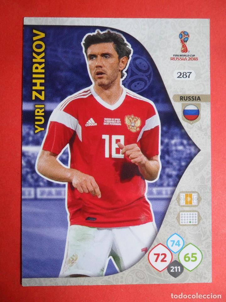 e5394518675be ADRENALYN XL FIFA WORLD CUP RUSSIA RUSIA 2018 - 287 - YURI ZHIRKOV - RUSIA -