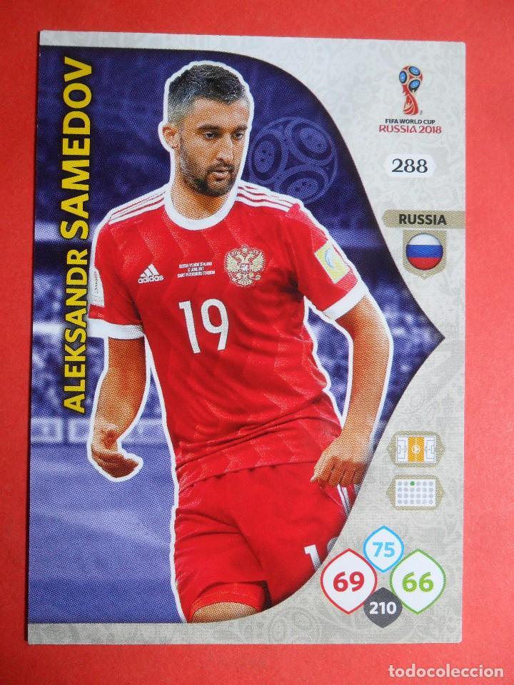 143eba18ed204 ADRENALYN XL FIFA WORLD CUP RUSSIA RUSIA 2018 - 288 - ALEKSANDR SAMEDOV -  RUSIA -