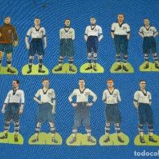 Cromos de Fútbol: COLECCION COMPLETA - CD EUROPA , TROQULADOS , MUY RARA , CHOCOLATES PIERA Y BRUGUERAS, TARRASA. Lote 119660239