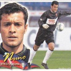 Cromos de Fútbol: ESTE 2000/01 NUNO COLOCA (LEVE VENTANILLA). Lote 119682615