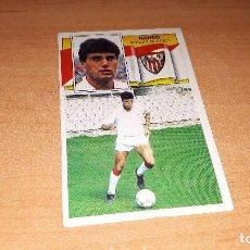 Cromos de Fútbol: CROMO NANDO 90-91. Lote 120414519