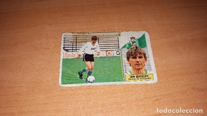 CROMO IAN 86-87 (Coleccionismo Deportivo - Álbumes y Cromos de Deportes - Cromos de Fútbol)