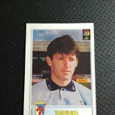 Cromos de Fútbol: 232 TABUENKA COMPOSTELA , CROMO FUTBOL BOLLYCAO 1997 1998. NUNCA PEGADO. Lote 120453295