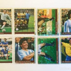 Cromos de Fútbol: LOTE 10 CROMOS FRANCE 98 DS STICKER COLLECTIONS . Lote 120654963
