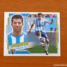 Cromos de Fútbol: MÁLAGA - JUANITO - LIGA 2010-2011, 10-11 - EDICIONES ESTE - NUNCA PEGADO. Lote 210674904