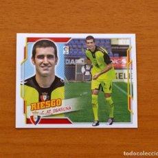 Cromos de Fútbol: OSASUNA - RIESGO - LIGA 2010-2011, 10-11 - EDICIONES ESTE - NUNCA PEGADO. Lote 210675005