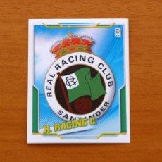 Cromos de Fútbol: RACING DE SANTANDER - ESCUDO - LIGA 2010-2011, 10-11 - EDICIONES ESTE - NUNCA PEGADO. Lote 210675086