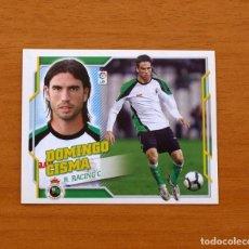 Cromos de Fútbol: RACING DE SANTANDER - DOMINGO CISMA - LIGA 2010-2011, 10-11 - EDICIONES ESTE - NUNCA PEGADO. Lote 210675145