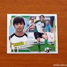 Cromos de Fútbol: RACING DE SANTANDER - BEDÍA - LIGA 2010-2011, 10-11 - EDICIONES ESTE - NUNCA PEGADO. Lote 210675160