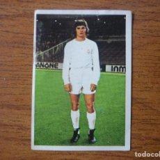 Cromos de Fútbol: FHER DISGRA LIGA 1975 1976 CAMACHO (REAL MADRID) DESPEGADO - CROMO 75 76. Lote 121469971