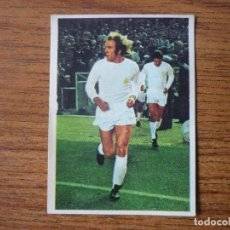 Cromos de Fútbol: FHER DISGRA LIGA 1975 1976 NETZER (REAL MADRID) DESPEGADO - CROMO 75 76. Lote 121470059