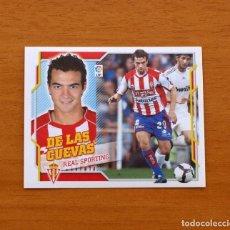Cromos de Fútbol: SPORTING DE GIJÓN - DE LAS CUEVAS - LIGA 2010-2011, 10-11 - EDICIONES ESTE - NUNCA PEGADO. Lote 210675175