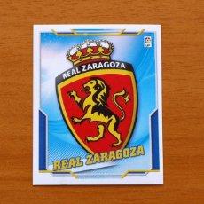 Cromos de Fútbol: ZARAGOZA - ESCUDO - LIGA 2010-2011, 10-11 - EDICIONES ESTE - NUNCA PEGADO. Lote 210675182