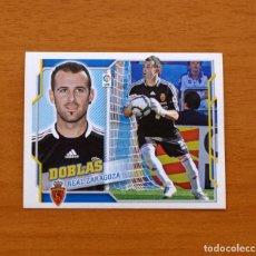 Cromos de Fútbol: ZARAGOZA - DOBLAS - LIGA 2010-2011, 10-11 - EDICIONES ESTE - NUNCA PEGADO. Lote 210675212