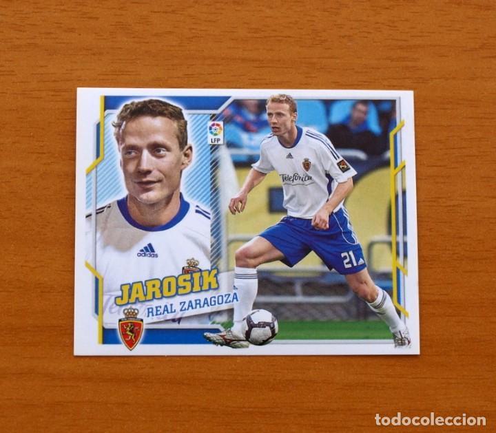 ZARAGOZA - JAROSIK - LIGA 2010-2011, 10-11 - EDICIONES ESTE - NUNCA PEGADO (Coleccionismo Deportivo - Álbumes y Cromos de Deportes - Cromos de Fútbol)