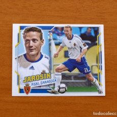 Cromos de Fútbol: ZARAGOZA - JAROSIK - LIGA 2010-2011, 10-11 - EDICIONES ESTE - NUNCA PEGADO. Lote 210675235
