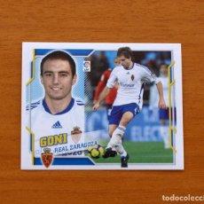 Cromos de Fútbol: ZARAGOZA - GONI - LIGA 2010-2011, 10-11 - EDICIONES ESTE - NUNCA PEGADO. Lote 210675251