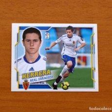 Cromos de Fútbol: ZARAGOZA - HERRERA - LIGA 2010-2011, 10-11 - EDICIONES ESTE - NUNCA PEGADO. Lote 210675281
