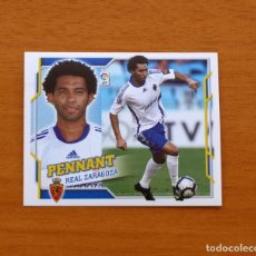 Cromos de Fútbol: ZARAGOZA - PENNANT - LIGA 2010-2011, 10-11 - EDICIONES ESTE - NUNCA PEGADO. Lote 210675287