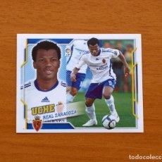 Cromos de Fútbol: ZARAGOZA - UCHE - LIGA 2010-2011, 10-11 - EDICIONES ESTE - NUNCA PEGADO. Lote 210675301