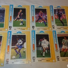 Cromos de Fútbol: LOTE 10 MAGIC CARDS FÚTBOL 94/95 MATUTANO. Lote 121617962
