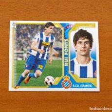 Cromos de Fútbol: R.C.D. ESPAÑOL, ESPANYOL - RUI FONTE - LIGA 2011-2012, 11-12 - EDICIONES ESTE - NUNCA PEGADO. Lote 210675331