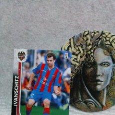 Cromos de Fútbol: MEGACRACKS 2014 2015 PANINI Nº 231 IVANSCHITZ (LEVANTE) - 14 15 LIGA MGK. Lote 122047951