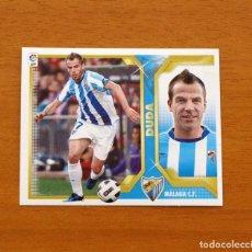 Cromos de Fútbol: MÁLAGA - DUDA - LIGA 2011-2012, 11-12 - EDICIONES ESTE - NUNCA PEGADO. Lote 210675390
