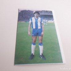 Cromos de Fútbol: IÑAKI- ESPAÑOL CROMOS CANO LIGA 1985 1986 85 86. Lote 122201359