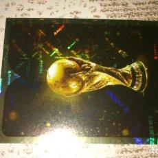Cromos de Fútbol: MUNDIAL DE RUSIA WORLD 2018 18 PANINI Nº2 2 TROFEO COPA DEL MUNDO RUSIA NUEVO. Lote 125961628