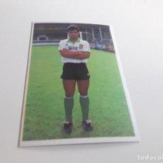 Cromos de Fútbol: ALVARO- SANTANDER CROMOS CANO LIGA 1985 1986 85 86. Lote 122211483