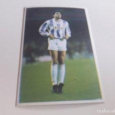 Cromos de Fútbol: EUSEBIO- VALLADOLID CROMOS CANO LIGA 1985 1986 85 86. Lote 122229995