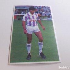 Cromos de Fútbol: TORRECILLA- VALLADOLID CROMOS CANO LIGA 1985 1986 85 86. Lote 122230387