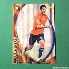 Cartes à collectionner de Football: MUNDICROMO FICHAS LIGA QUIZ 2010 2011 - ( OSASUNA ) N°313 MASOUD. Lote 122232771