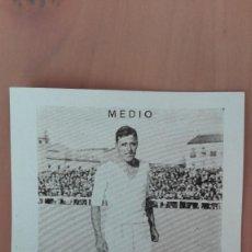 Cromos de Fútbol: CROMO FUTBOL CUPON PENINSULAR SERIE 56 VALENCIA 1932 MOLINA MEDIO PERFECTA CONSERVACION. Lote 122549723