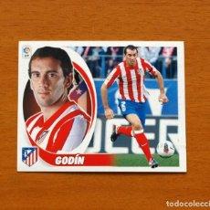 Cromos de Fútbol: ATLÉTICO MADRID - GODÍN - LIGA 2012-2013, 12-13 - EDICIONES ESTE - NUNCA PEGADO. Lote 210675656
