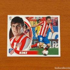Cromos de Fútbol: ATLÉTICO MADRID - KOKE - LIGA 2012-2013, 12-13 - EDICIONES ESTE - NUNCA PEGADO. Lote 210675702