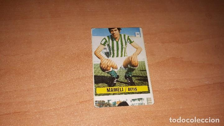 CROMO MAMELI (Coleccionismo Deportivo - Álbumes y Cromos de Deportes - Cromos de Fútbol)