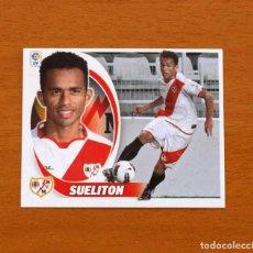Cromos de Fútbol: RAYO VALLECANO - SUELITON - LIGA 2012-2013, 12-13 - EDICIONES ESTE - NUNCA PEGADO. Lote 210675784