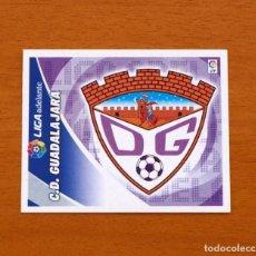 Cromos de Fútbol: C.D. GUADALAJARA - ESCUDO - LETRA U - LIGA 2012-2013, 12-13 - EDICIONES ESTE - NUNCA PEGADO. Lote 210675929